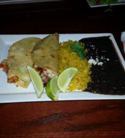 Fish Tacos at Table Mesa Bistro in Bentonville