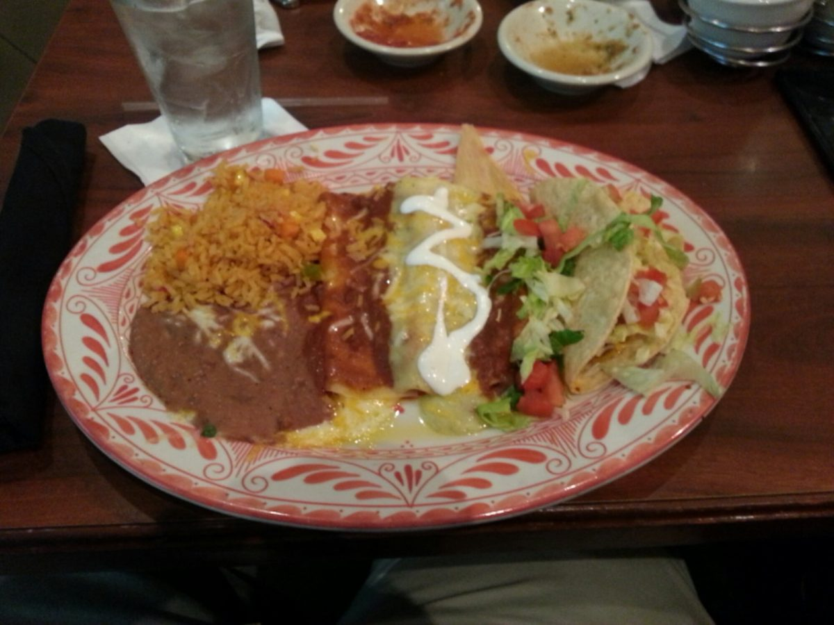 Abuelo S Mexican Restaurant Rogers Menu And Reviews Nwa Food