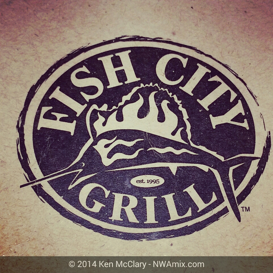 Fish City Grill in Rogers