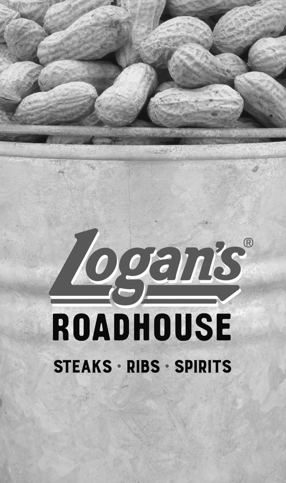 Logan's Roadhouse Rogers Menu 1