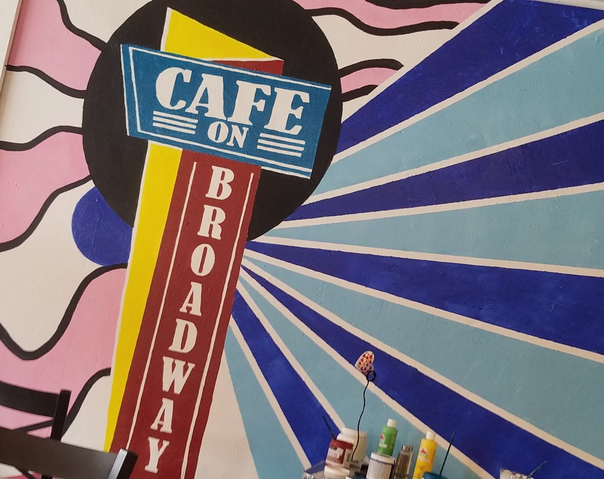 The Cafe On Broadway