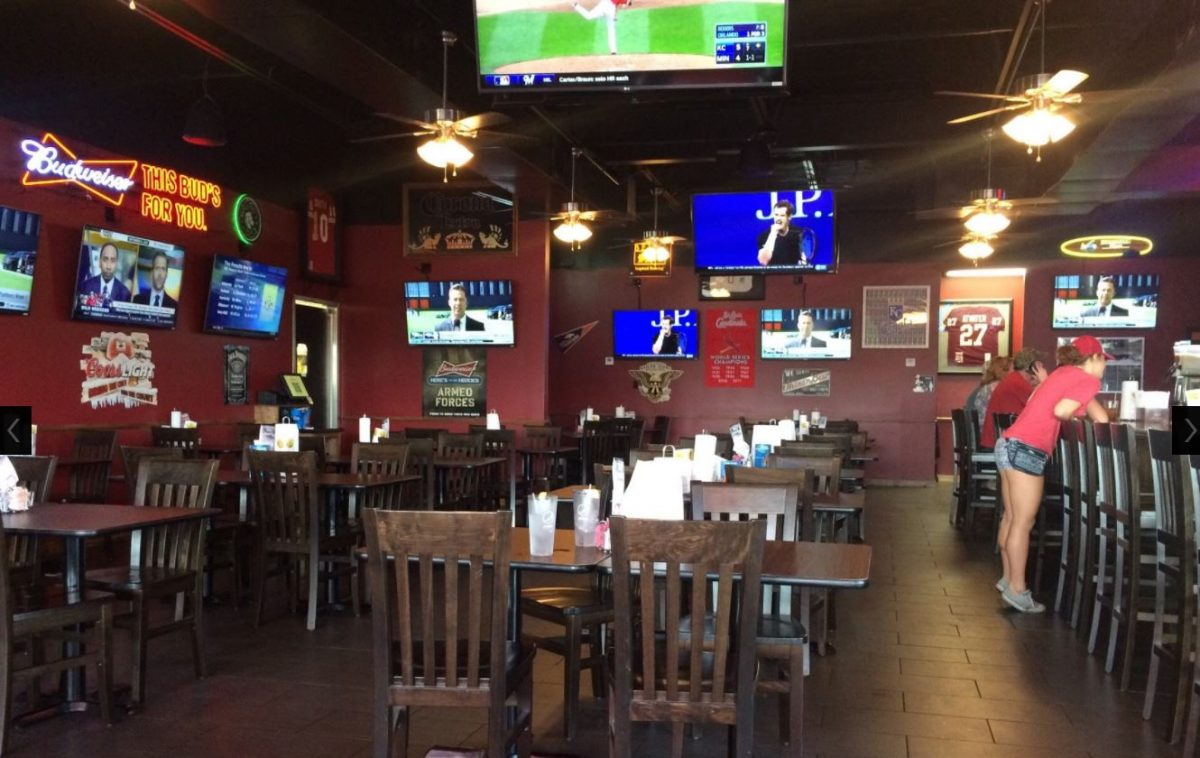 Foghorn S In Siloam Springs Located On Highway 412 West Is A Local Owned Chain Of Sports Bars Serving Up Menu Items Like Wings Burgers And Etizers