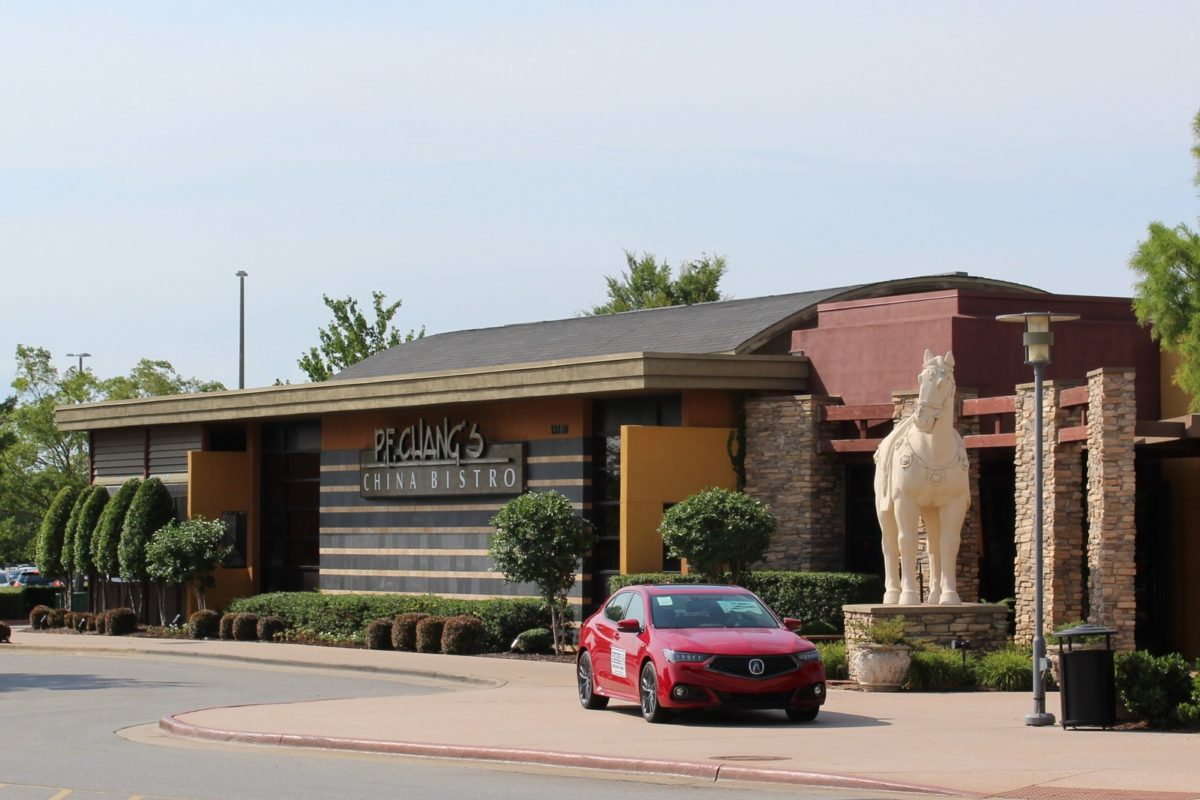 P.F. Chang's China Bistro Rogers