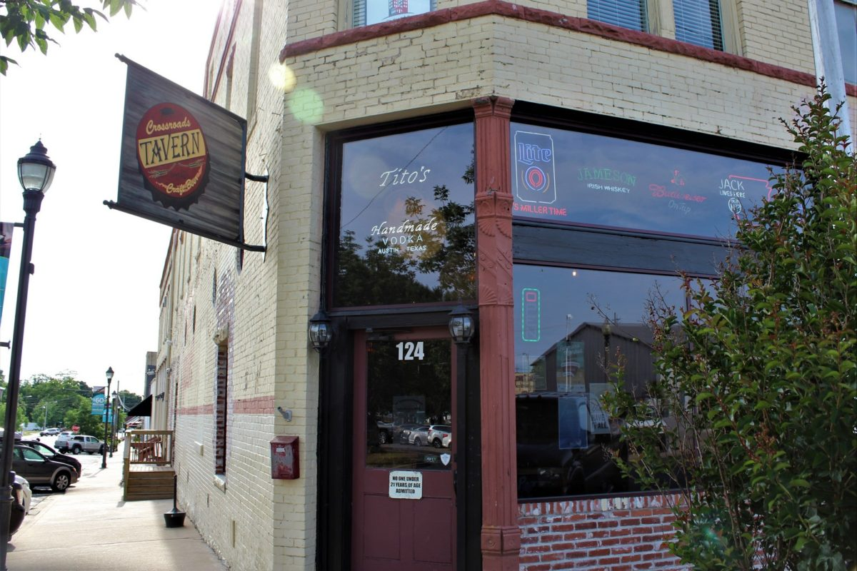Crossroads Tavern Downtown Rogers