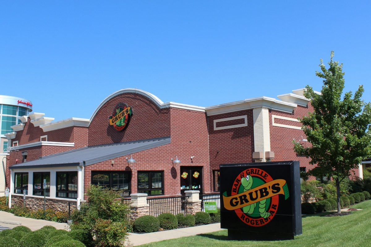 Grub's Bar & Grille Rogers
