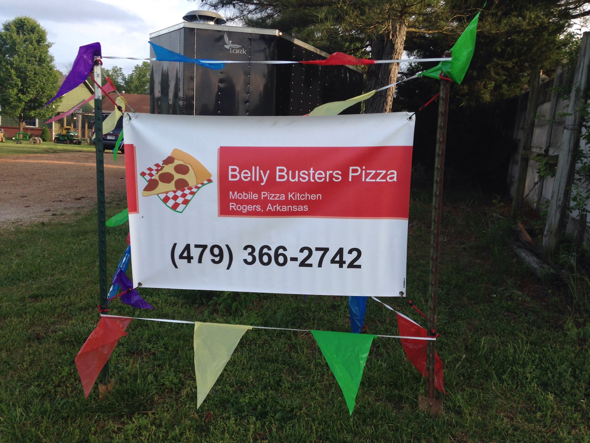 Belly Busters Pizza