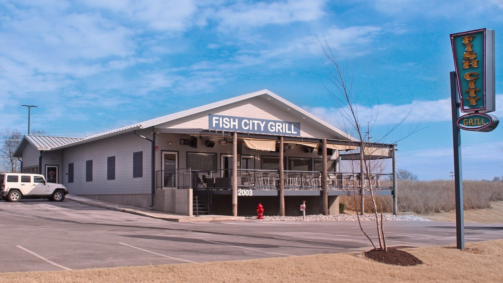 Fish City Grill Rogers