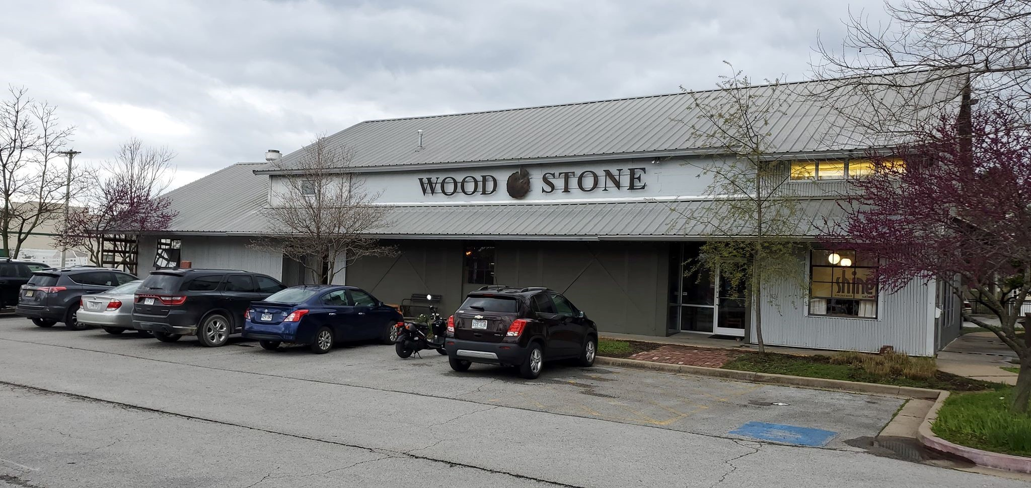 Wood Stone Craft Pizza + Bar Downtown Fayetteville