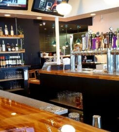 Wood Stone Craft Pizza + Bar – Uptown
